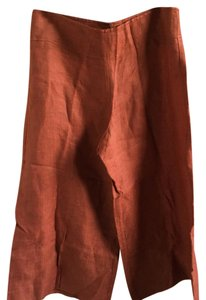 Sharon Young Capris orange red