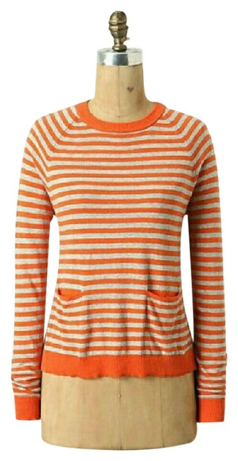 Anthropologie Striped Charlie Robin Sweater