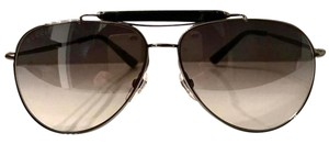 Gucci aviator gradient lenses