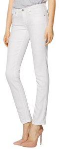 AG Adriano Goldschmied Pants Stretchy Skinny Jeans-Light Wash