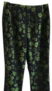 Sharon Young Trouser Pants green and black