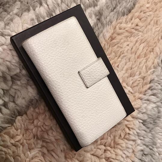 Gucci White Continental Wallet White continental wallet