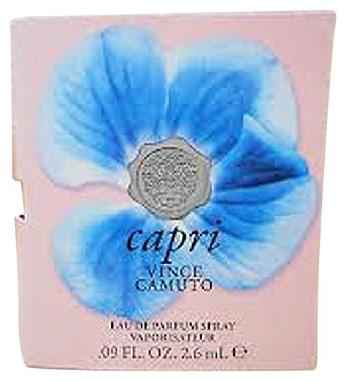 Vince Camuto 2 x NEW Capri Eau de Parfum Mini Spray Travel Size Sample