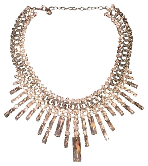 Preload https://img-static.tradesy.com/item/21339802/rj-graziano-silvertone-and-crystals-r-bib-statement-necklace-0-1-540-540.jpg