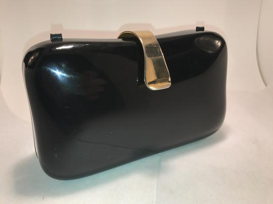 Other Clutch Evening Hard Case Lucite Baguette