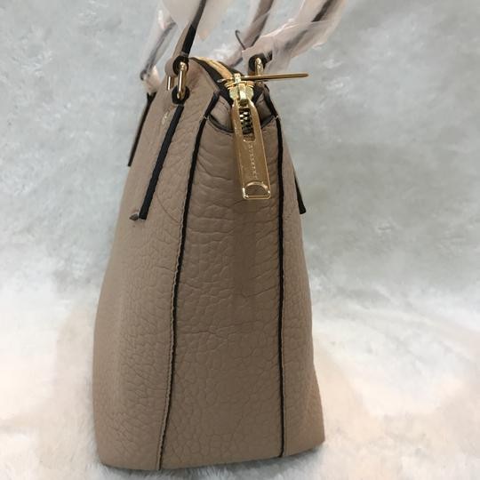 Burberry Tote in pale apricot