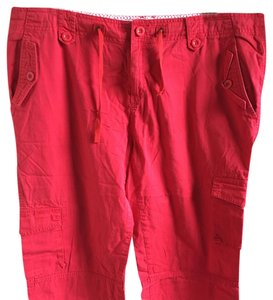Dunnes Stores Capris red