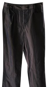 French Connection Trouser Pants shimmering brown