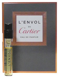 Cartier NEW L'Envol Parfum for Men Mini Spray Travel Size Sample
