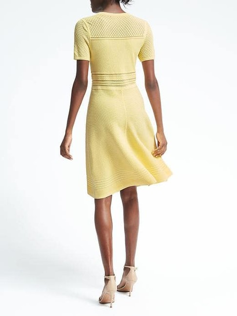 Banana Republic Sweater Fit-and-flare Dress