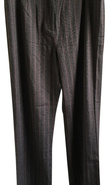 Item - Brown with Stripes Pants Size 12 (L, 32, 33)