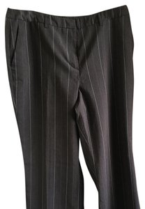 New York & Company Trouser Pants brown with stripes