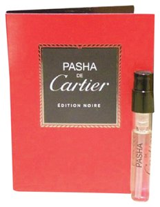 Cartier NEW Pasha Edition Noire Parfum for Men Spray Mini Travel Size / Sample