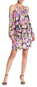 Charles Henry short dress Pink on Tradesy