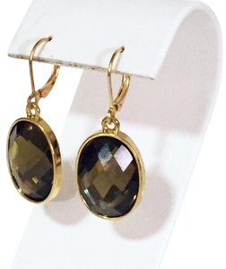 Joan Rivers vintage Joan rivers crystal dangle earrings