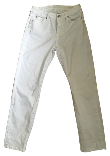 Preload https://img-static.tradesy.com/item/21340942/7-for-all-mankind-white-light-wash-rn115561-capricropped-jeans-size-25-2-xs-0-1-650-650.jpg