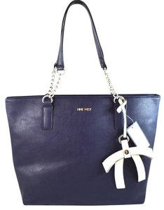Nine West Tote in french navy