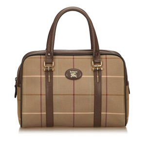 Burberry 7dbuhb009 Brown Travel Bag