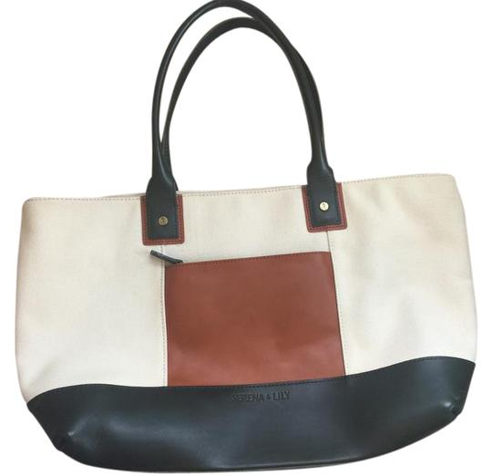 Preload https://img-static.tradesy.com/item/21341016/oversized-green-and-brown-leather-canvass-weekendtravel-bag-0-1-540-540.jpg