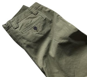 Gap Khaki/Chino Pants olive