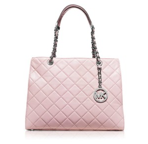 Michael Kors Next Day Shipping Tote in Ballet Pink