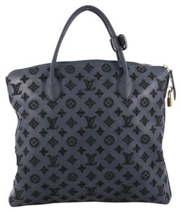 Louis Vuitton Limited Edition Rubber Vertical Tote