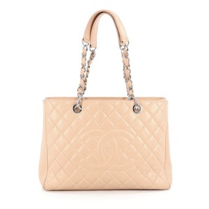 Chanel Quiltedcaviar Tote