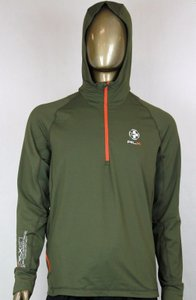 Polo Ralph Lauren Green L Rlx Hooded Quick-wick Twill Pullover Hoodie 0485356 Groomsman Gift