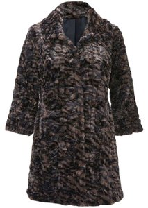 CAbi Faux Fur Fully Lined Coat