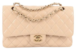Chanel Flapbag Quiltedcaviar Shoulder Bag