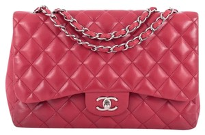Chanel Flapbag Quiltedlambskin Shoulder Bag