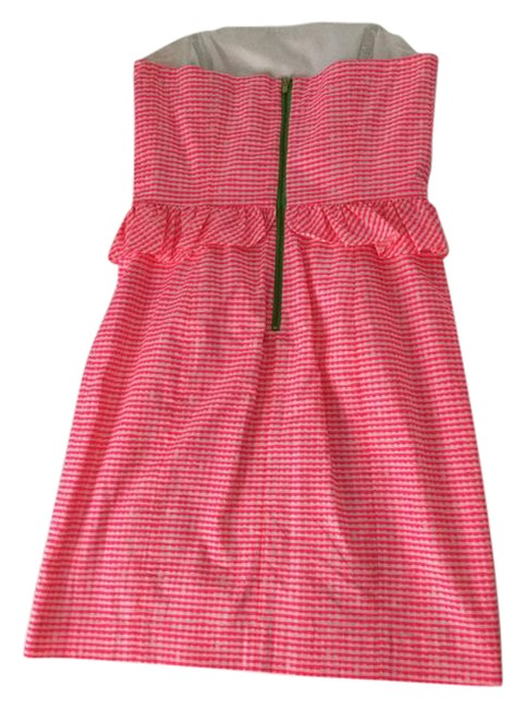 Preload https://img-static.tradesy.com/item/21342135/lilly-pulitzer-pink-and-white-gingham-mini-short-cocktail-dress-size-0-xs-0-1-650-650.jpg