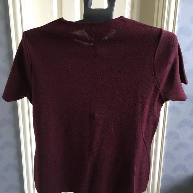 Other Top burgundy