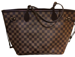 Louis Vuitton Tote in Brown Damier