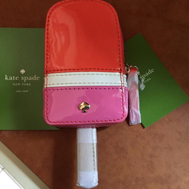 Item - flavor-of-the-month-popsicle-patent-leather-zip-c Multicolor Patent Leather Wristlet