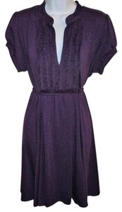 Speechless short dress Purple A-line L on Tradesy