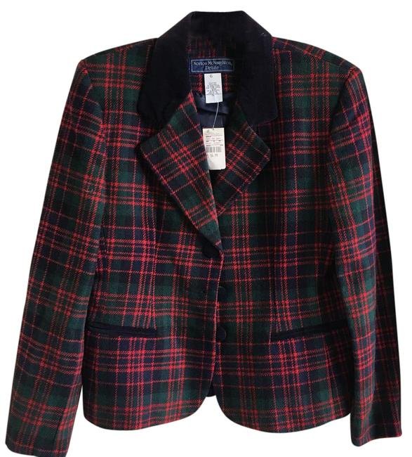 Preload https://img-static.tradesy.com/item/21342547/norton-mcnaughton-red-and-green-plaids-c974598-skirt-suit-size-6-s-0-1-650-650.jpg