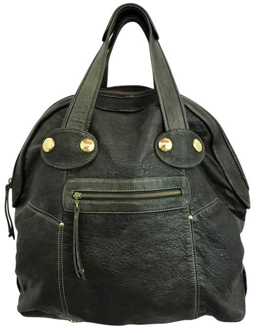 Item - Green Tote Leather Satchel