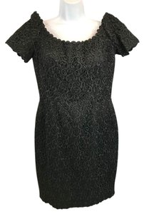 Helen Morley Black Dress