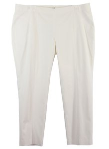 Jones New York Skinny Pants Off White