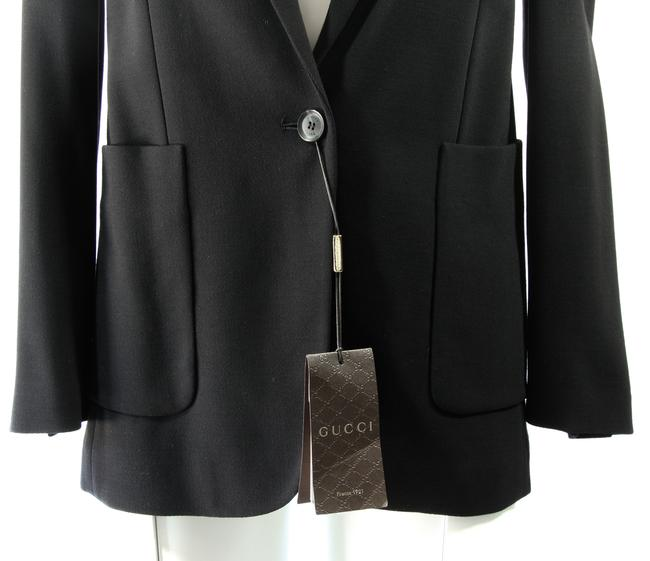 Gucci 355002 Black Jacket Image 4