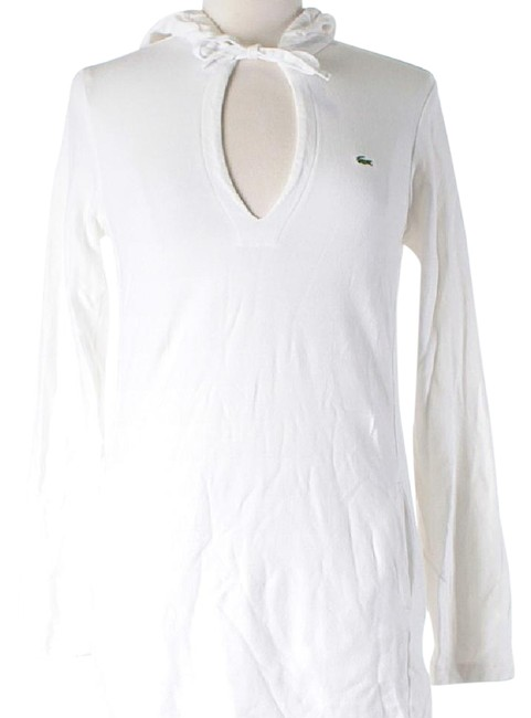 Preload https://img-static.tradesy.com/item/21343180/lacoste-white-hoodie-activewear-top-size-6-s-0-1-650-650.jpg