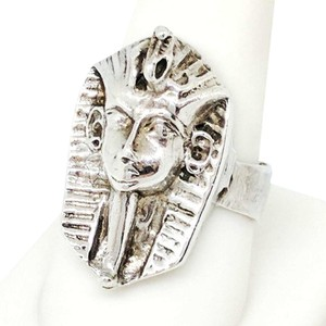 DeWitt's Beautiful Sterling Silver Egyptian Style Ring