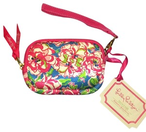 Lilly Pulitzer Floral Wristlets
