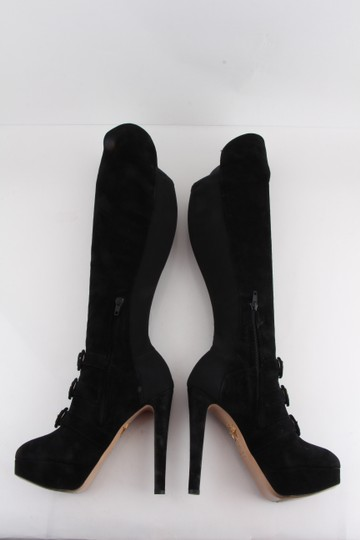 Charlotte Olympia Black Boots Image 5