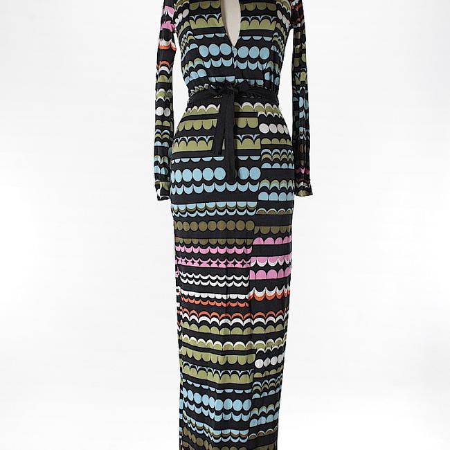 multi colored Maxi Dress by Fashion Star For H&m Image 1