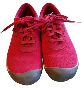 Keen Pink Lace Comfort Casual Pink (Barberry/Gargoyle) Athletic