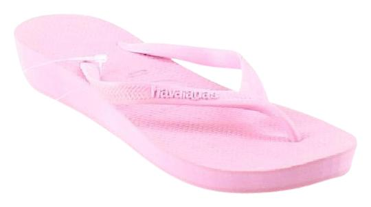 Havaianas pink Flats Image 0