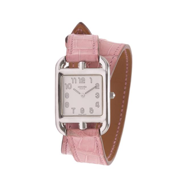 Item - Pink Cape Cod Pm Alligator Double Tour Band Watch