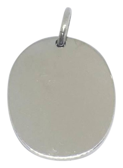 Preload https://img-static.tradesy.com/item/21344139/tiffany-and-co-sterling-silver-oval-engravable-charm-0-1-540-540.jpg